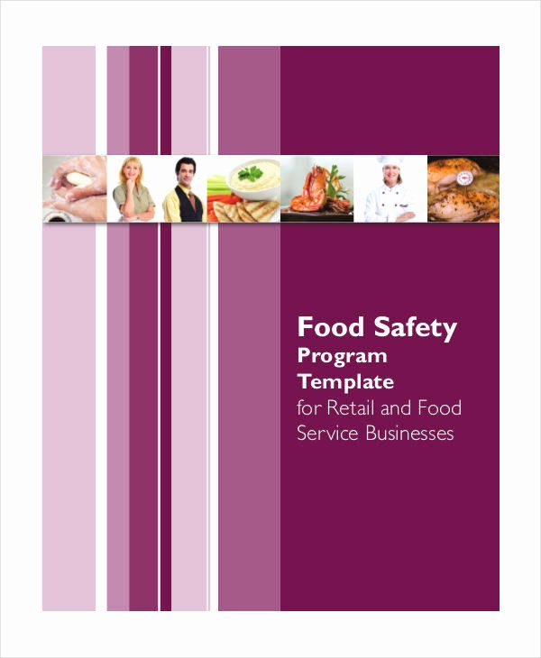 Food Safety Plan Template Elegant 7 Safety Program – Examples In Word Pdf