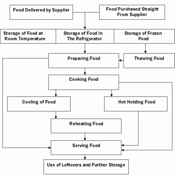 Food Safety Plan Template Lovely Haccp Plan Template