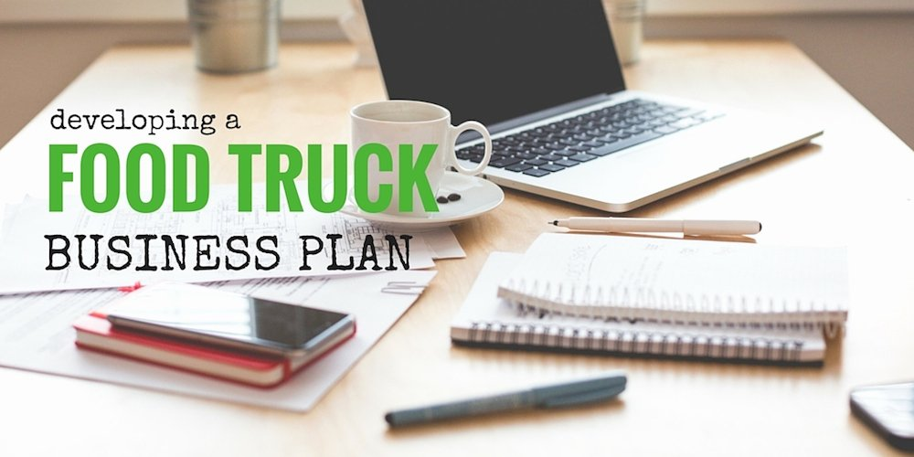 Food Truck Business Plan Template Luxury How to Write A Food Truck Business Plan Free Template