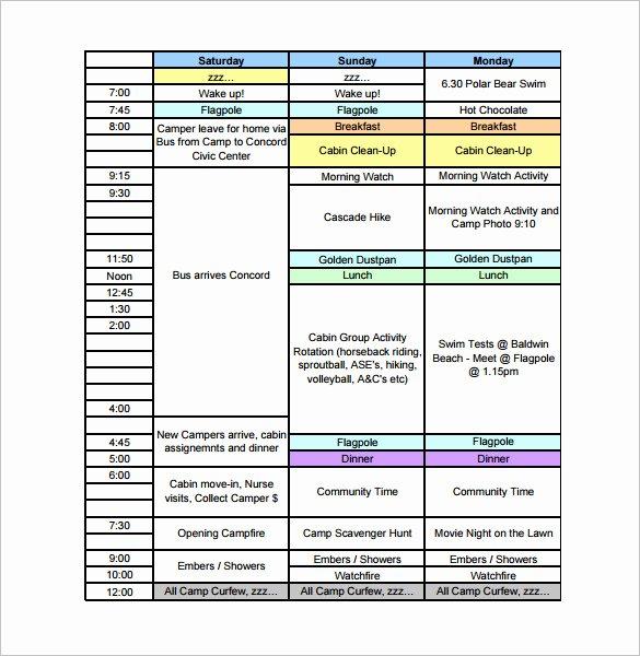 Football Practice Plan Template Excel Elegant 29 Of Youth Football Practice Schedule Template