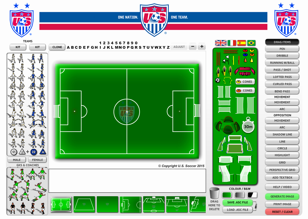 Football Session Plan Template Awesome Customisation Services Academy soccer Coach