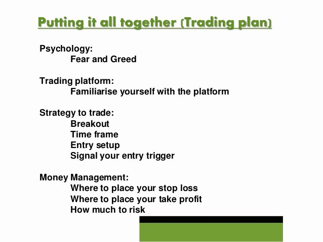 Forex Trading Plan Template Lovely How to Pick Your First Winning forex Trade