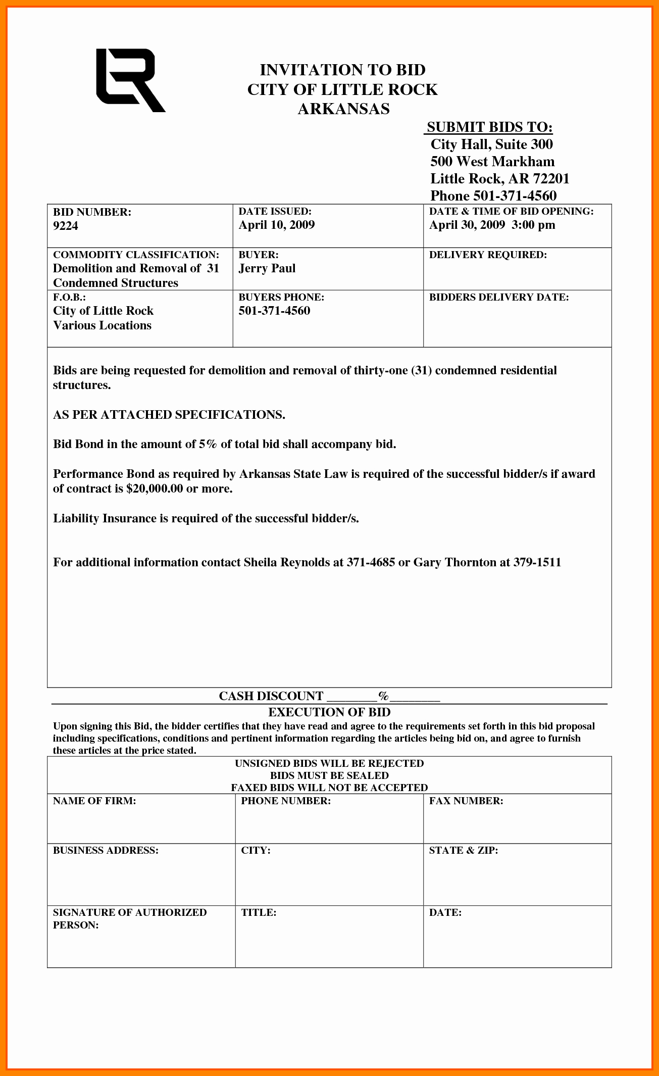 Formal Estimate Template New Free Construction Proposal Template Business Receipt Word