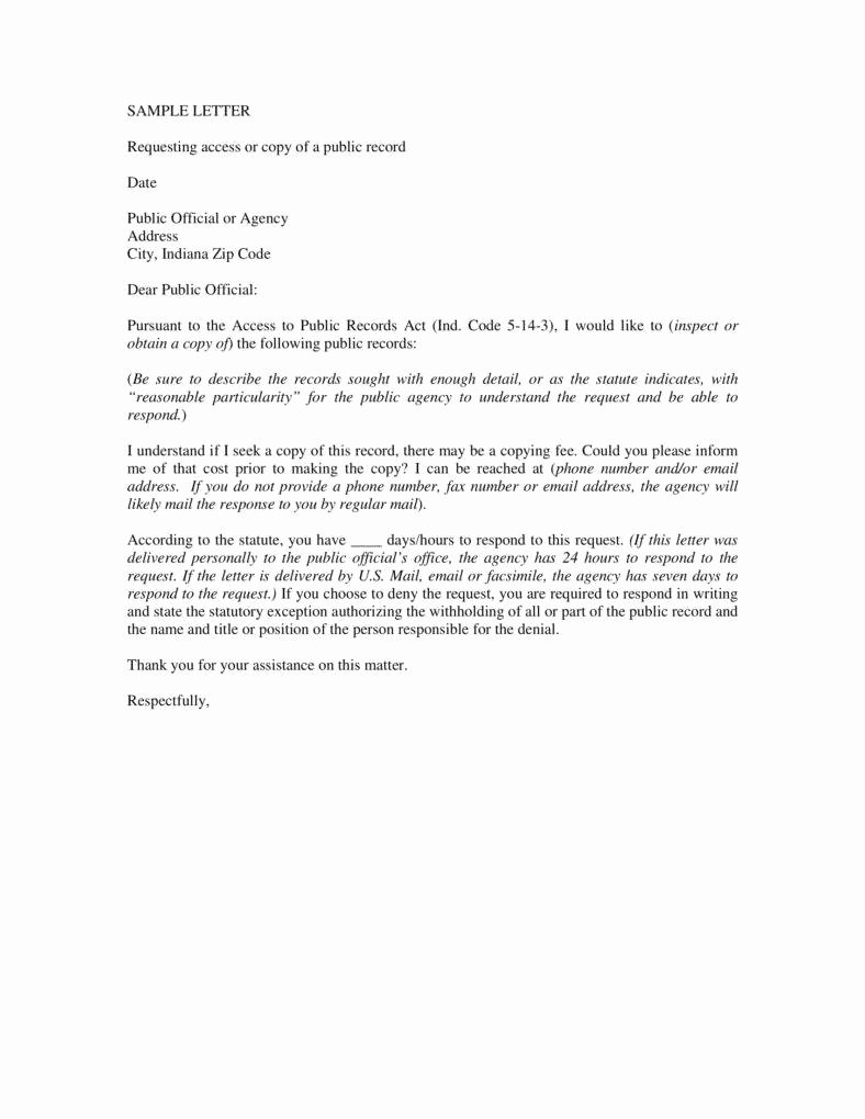 Formal Letter format for Request Awesome 6 Simple Request Letter Templates Pdf Word