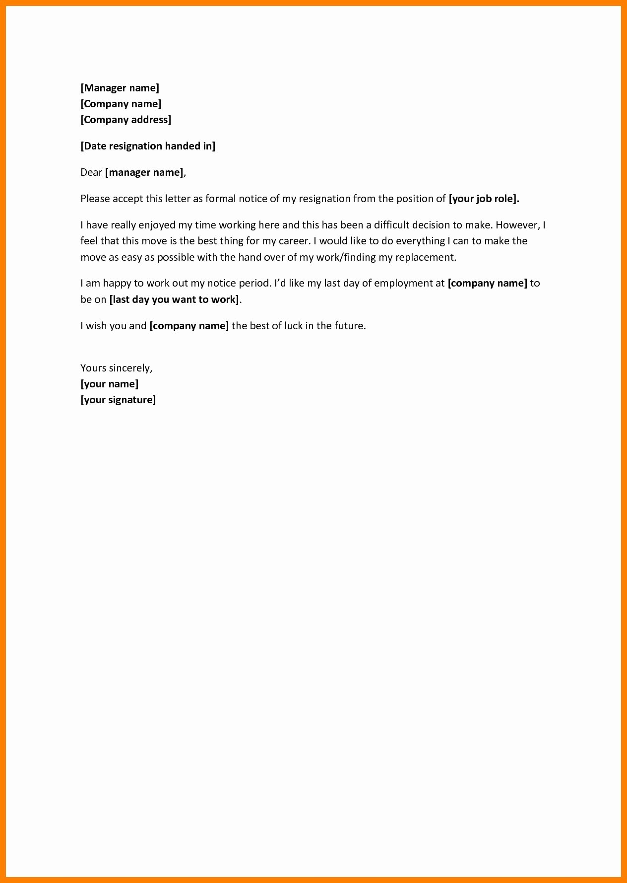 Formal Letter format for School Lovely formal Letter format for School Students for Leave