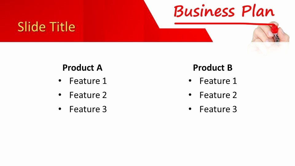 Four Year Plan Template Ucsd New Free Business Plan Powerpoint Template Free Powerpoint