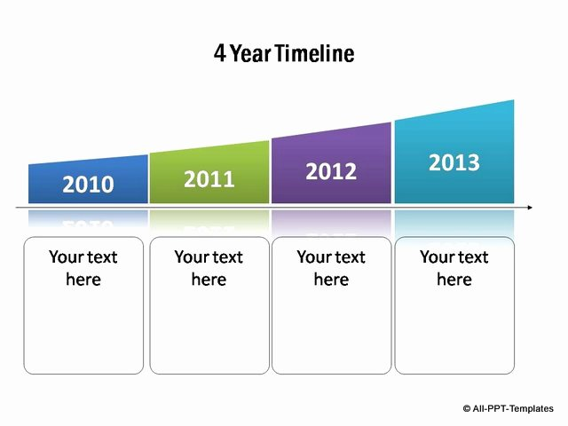 Four Year Plan Template Ucsd Unique Powerpoint Timelines for Subscribers Page 4 Growth Concept