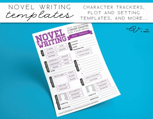 Free Book Writing Template Beautiful 10 Writing Paper Templates – Free Sample Example format