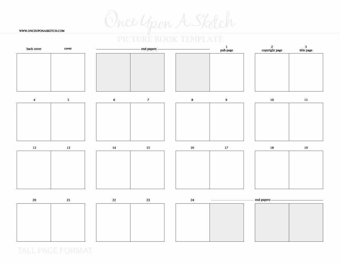 Free Book Writing Template New Download Free Children S Book Templates