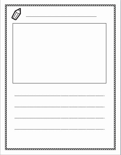 Free Book Writing Template New Lined Writing Paper