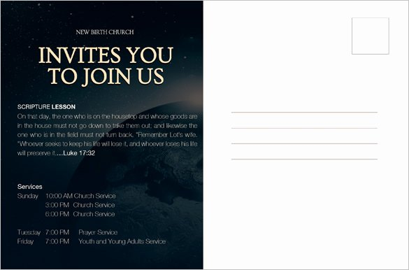 Free Church Security Plan Template Fresh Postcard Template 47 Free Printable Word Excel Pdf