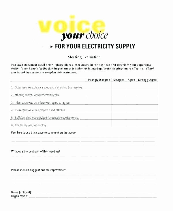 Free Church Security Plan Template Inspirational Survey Question Template