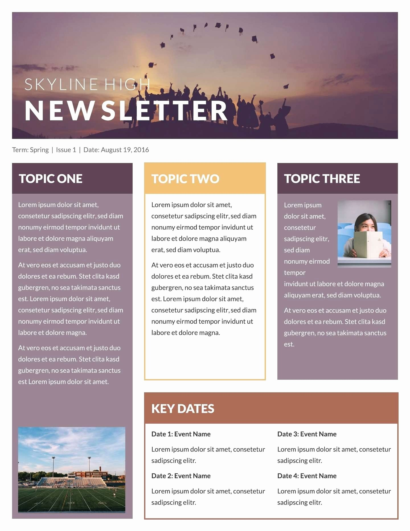 Free Church Security Plan Template Lovely Free Newsletter Templates Beepmunk