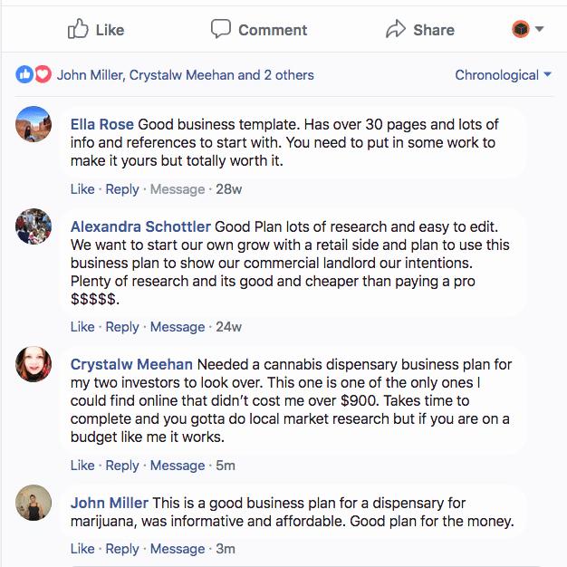 Free Dispensary Business Plan Template Awesome Medical Marijuana Dispensary with Grow Business Plan