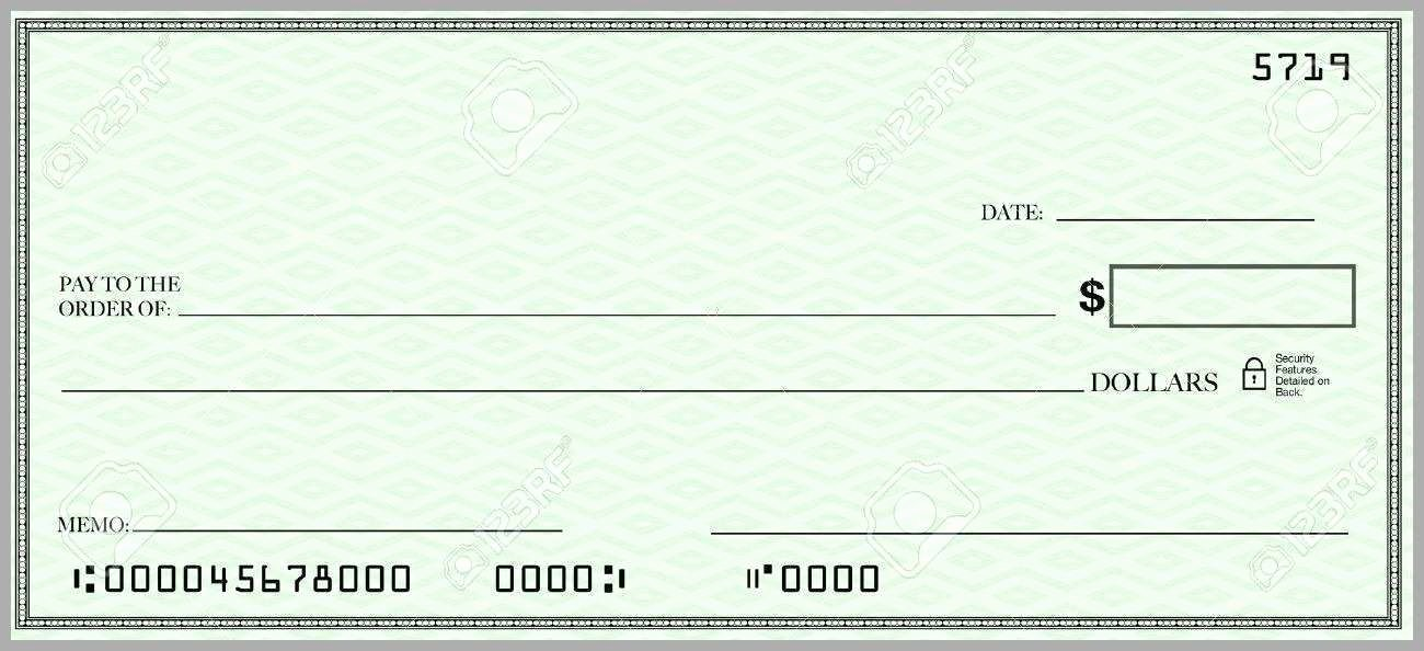 Free Editable Cheque Template Beautiful Free Editable Cheque Template Elegant Editable Blank Check