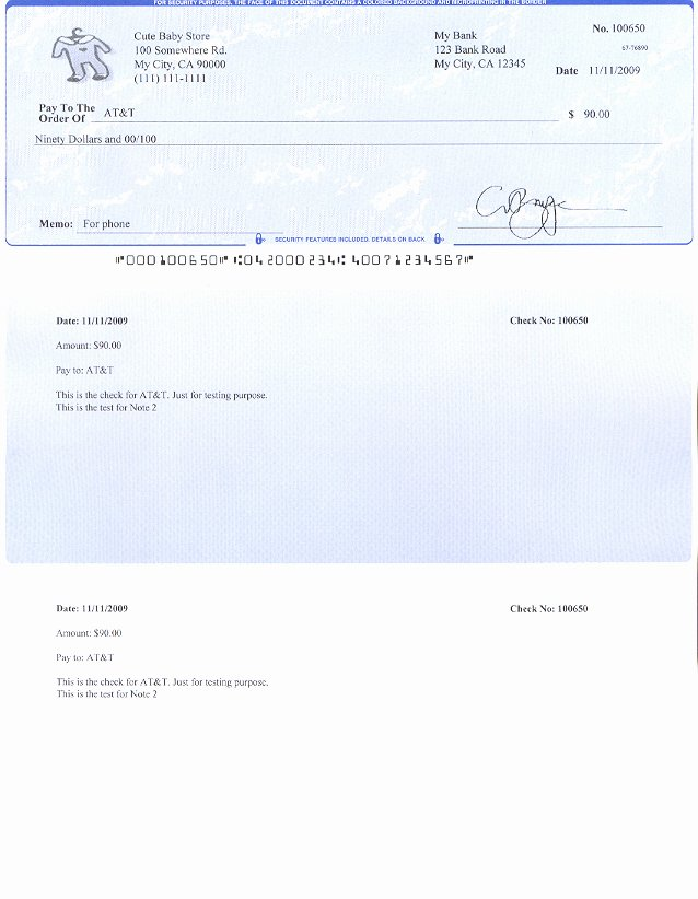 Free Editable Cheque Template Lovely Check Stub Template Free for Word