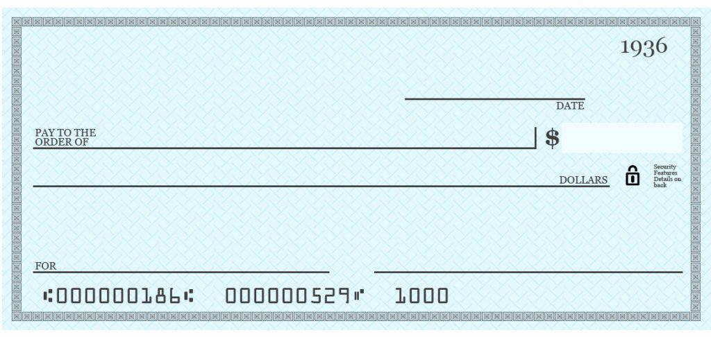 Free Editable Cheque Template New How to Write A Check – Taylor Marek