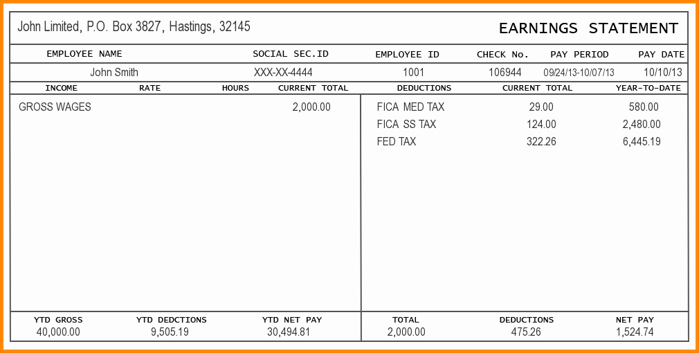 Free Editable Cheque Template Unique 9 Free Editable Pay Stub Template