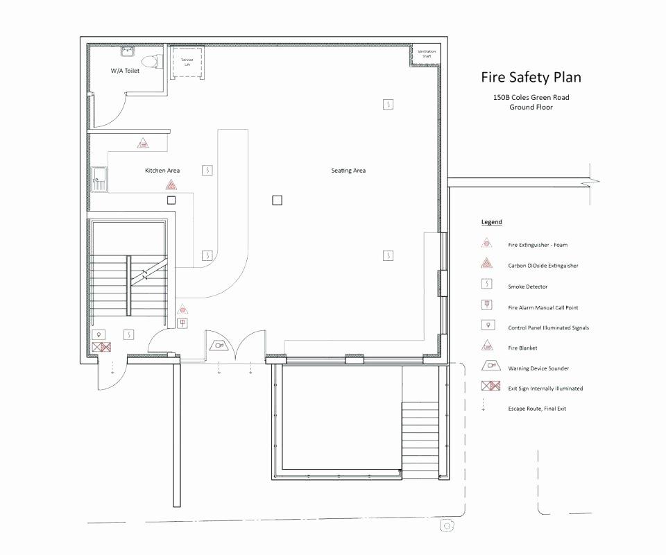 Free Evacuation Floor Plan Template Beautiful Emergency Exit Floor Plan Template Fire Exit Floor Plan