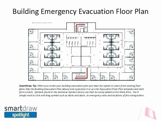 Free Evacuation Floor Plan Template Elegant Emergency Evacuation Template Emergency Evacuation Plan