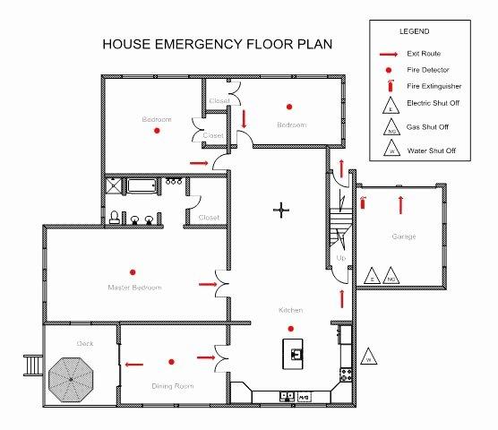 Free Evacuation Floor Plan Template Fresh Evacuation Plan Template