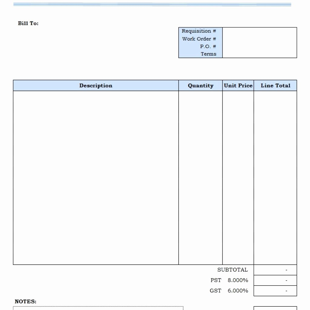 Free Invoice Template for Mac New Free Invoice for Mac Templates form software Download Full