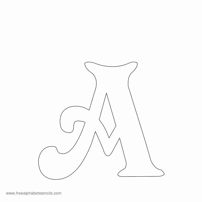 Free Letter Templates for Bulletin Boards Best Of Free Printable Letter Stencils for Bulletin Boards