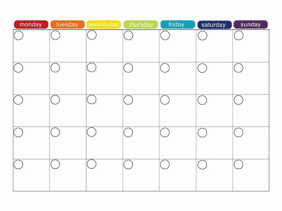 Free Meal Plan Template Unique 40 Weekly Meal Planning Templates Template Lab