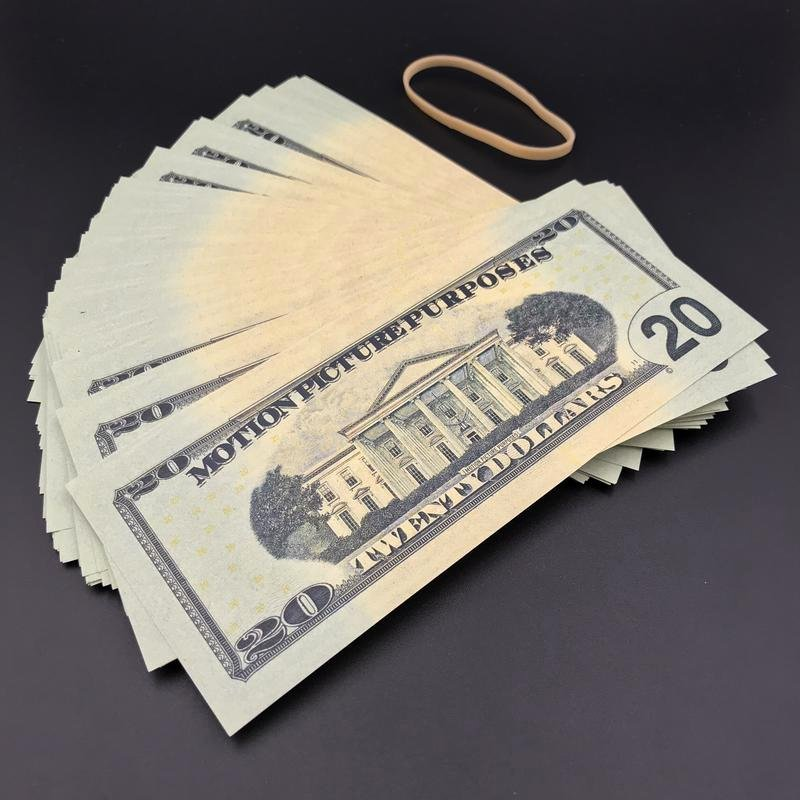 Free Printable Money Bands Elegant $2 000 Full Print Fat Band $2k New Style Fake Prop Money