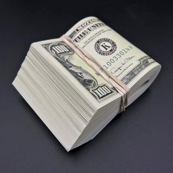 Free Printable Money Bands Fresh Realistic Prop Money Full Print Fat Bands