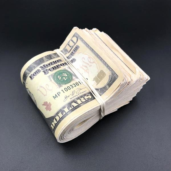 Free Printable Money Bands Unique Realistic Prop Money Full Print Fat Bands