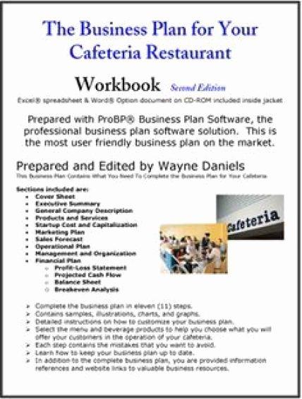Free Restaurant Business Plan Template Unique 32 Free Restaurant Business Plan Templates In Word Excel Pdf