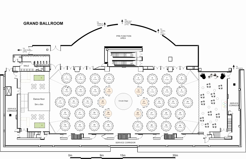 Free Wedding Floor Plan Template Lovely Template event Floor Plan software Diagramming and Seating