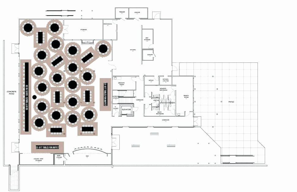 Free Wedding Floor Plan Template Lovely Wedding Floor Plan