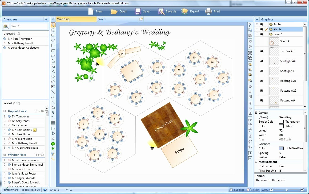 Free Wedding Floor Plan Template Luxury 30 Of event Table Layout Template