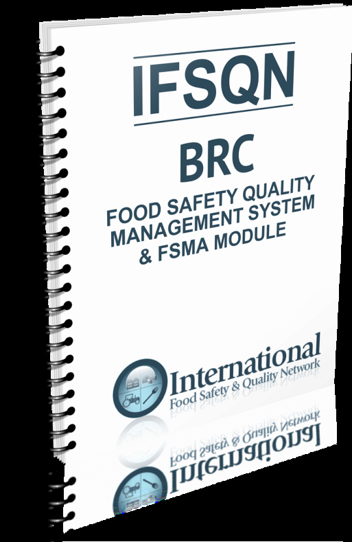 Fsma Food Safety Plan Template Best Of ifsqn Launches Brc issue 7 with Fsma Food Safety and