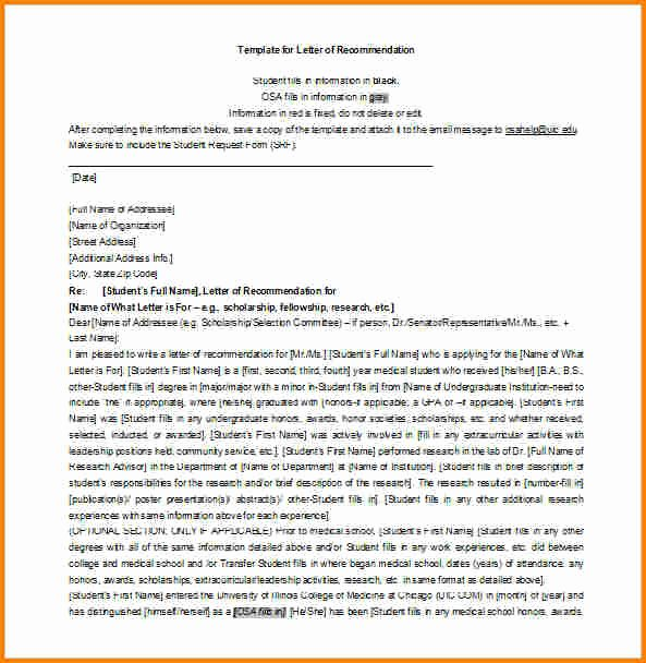Fulbright Letter Of Recommendation Awesome 8 Sample Reference Letter for Student Scholarship