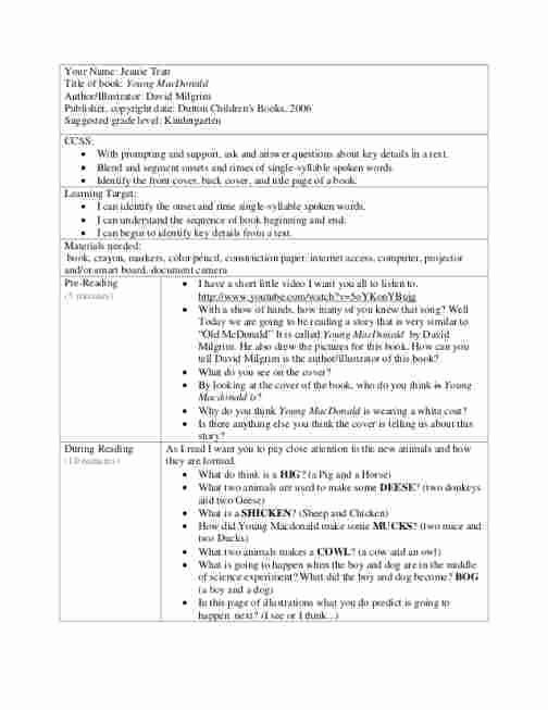 Fundations Lesson Plan Template Beautiful Wilson Reading System Lesson Plan Template – Wilson