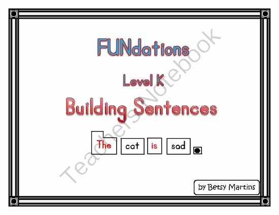 Fundations Lesson Plan Template Luxury 16 Best Fundations Images On Pinterest