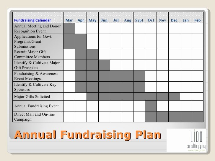Fundraising Campaign Plan Template Awesome Planning Your Way to Fundraising Success