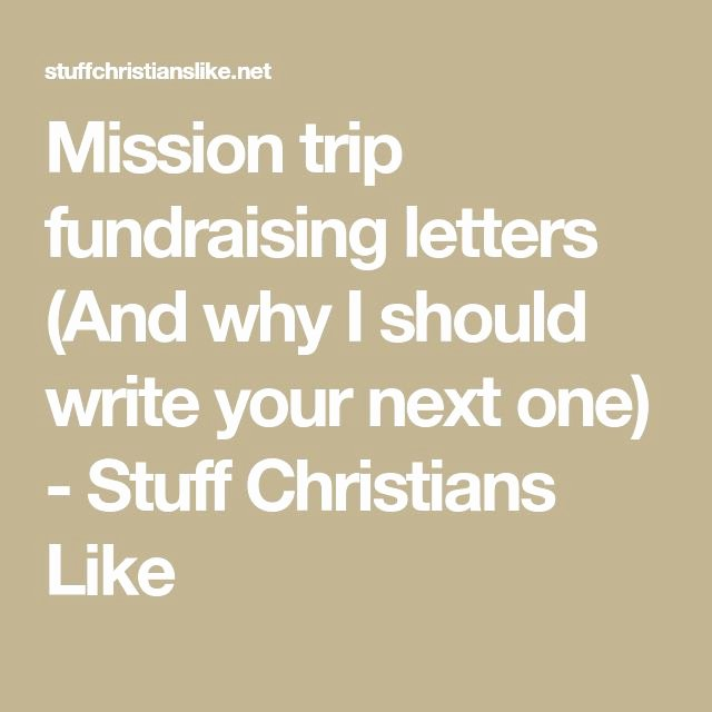 Fundraising Letters for Mission Trips Lovely 25 Unique Fundraising Letter Ideas On Pinterest