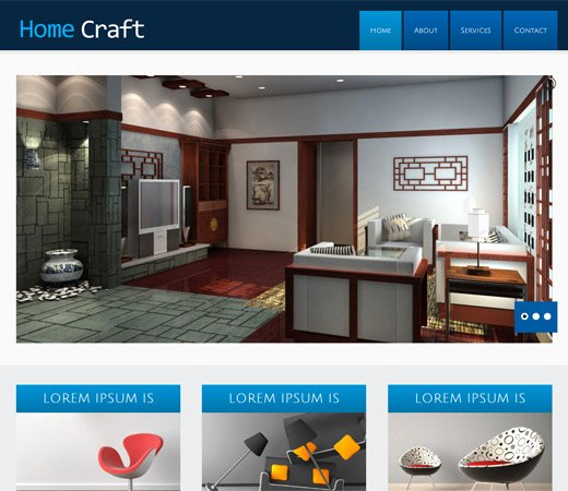 Furniture Templates Free Download Awesome 16 Best Furniture & Interior Design HTML Web Templates