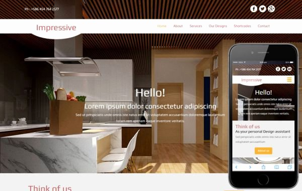 Furniture Templates Free Download Fresh 25 Lovely Interior and Furniture HTML and Bootstrap