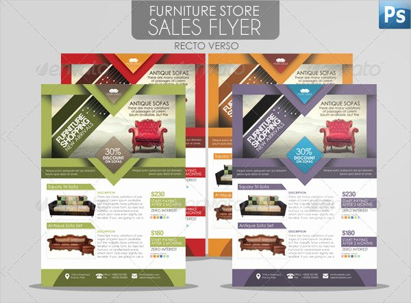 Furniture Templates Free Download Luxury 21 Furniture Flyer Templates Psd Ai Eps format Download