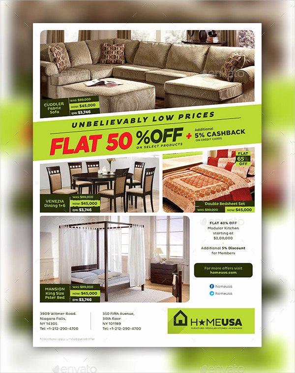 Furniture Templates Free Download Unique 21 Furniture Flyer Templates Psd Ai Eps format Download