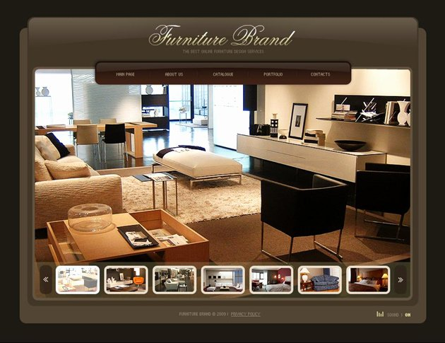 Furniture Templates Free Download Unique Interior Decoration Website Template – Over