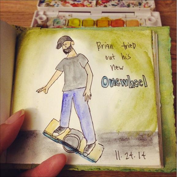Future How It Feel Download Beautiful Ewheel the Self Balancing Electric Skateboard by