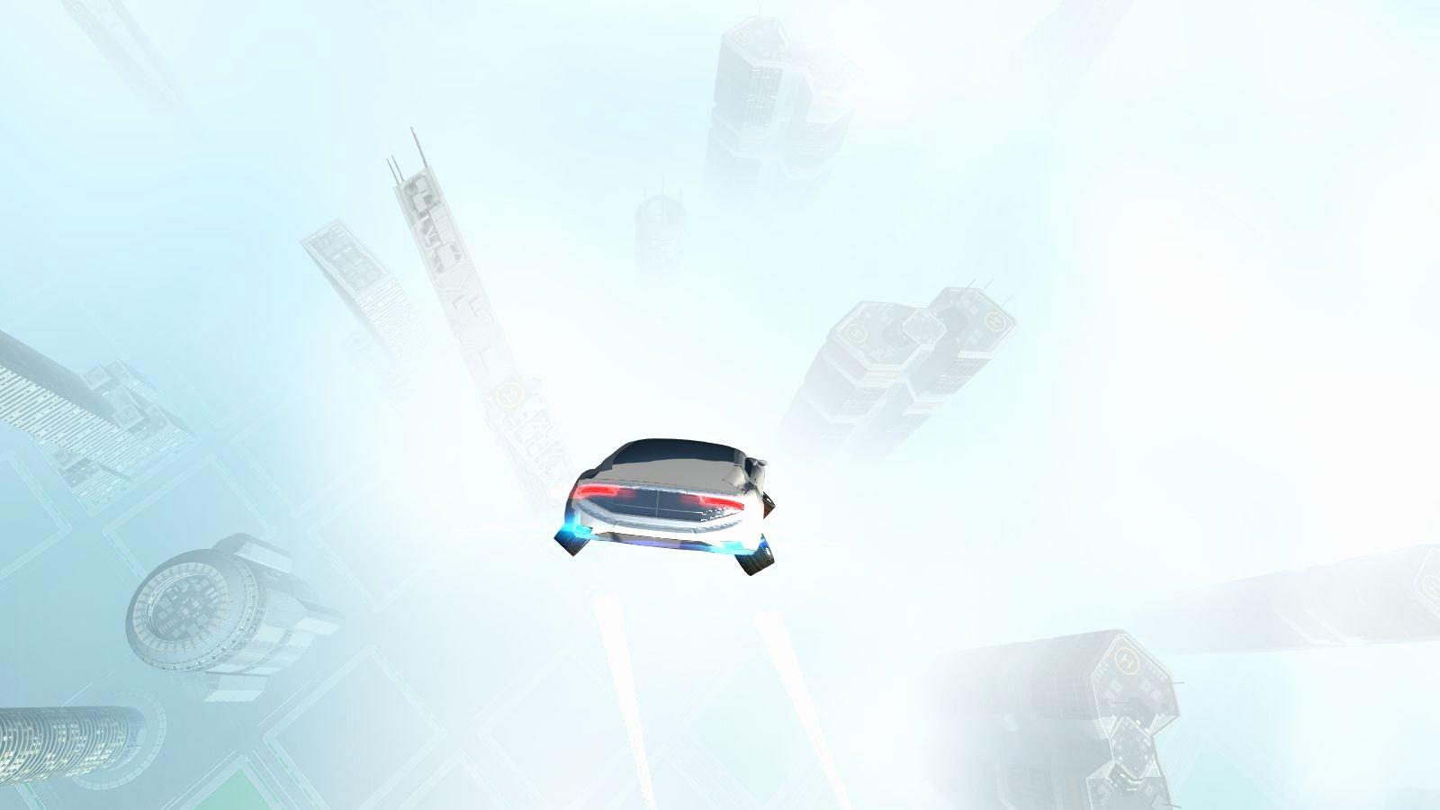 Future How It Feel Download Fresh Futuristic Flying Car Driving Apk V3
