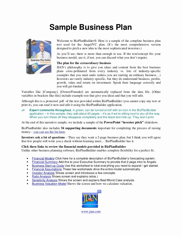General Contractor Business Plan Template Elegant Aptitudes D Un Entrepreneur Business Plan Sample