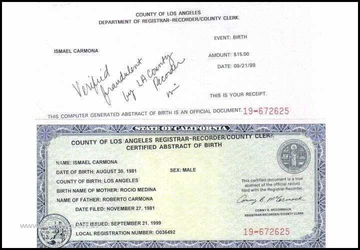 Georgia Death Certificate Template Beautiful Birth Certificate La County Unique Copy Marriage